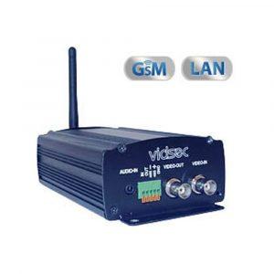 GSM video koder CH-2010LG. GSM alarm i video rekorder