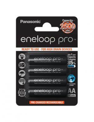 Panasonic Eneloop Pro 2600 mAh AA