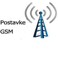 Postavke za lovačke kamere za rad s hrvatskim GSM operatorima